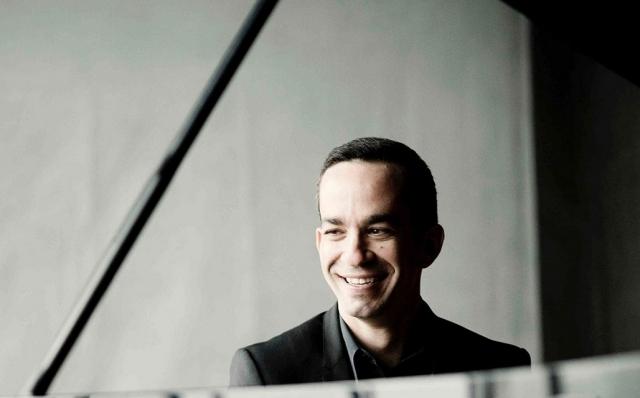 Inon Barnatan, pianist